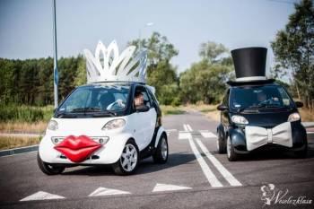 Smartami do ślubu, Samochód, auto do ślubu, limuzyna Gorzów Wielkopolski