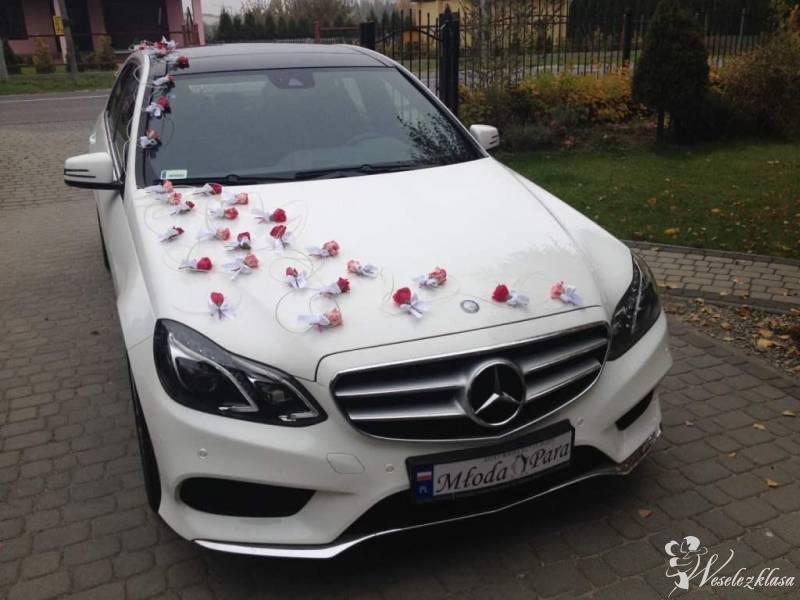 Auto do Śluby - Biały MERCEDES E AMG, Rzeszów - zdjęcie 1