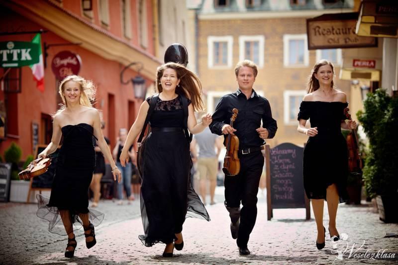 Kwartet Smyczkowy OFFandBACH na Twój ślub, Lublin - zdjęcie 1