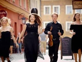 Kwartet Smyczkowy OFFandBACH na Twój ślub,  Lublin
