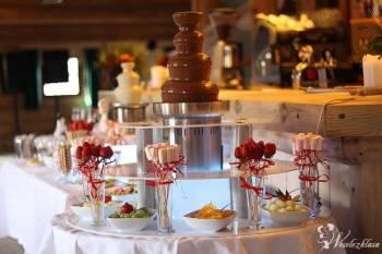 Fontanna czekoladowa! super jakosć!, Czekoladowa fontanna Rabka-Zdrój