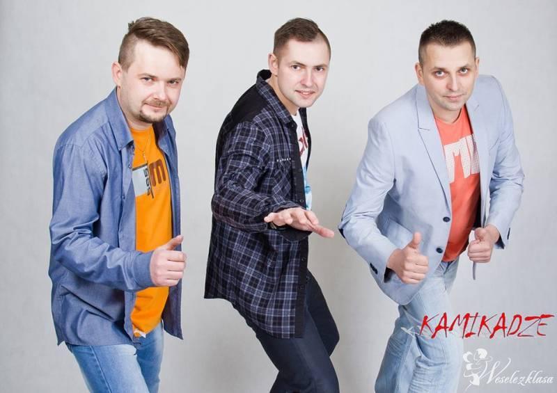 Zespół KAMIKADZE - muzyczna oprawa imprez, Tuszyn - zdjęcie 1