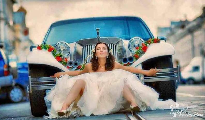 Limuzyna - Limuzyny - Samochód Retro - Auto do Ślubu / EXCALIBUR, Księżyno - zdjęcie 1