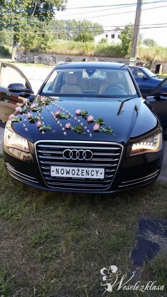 Auto do ślubu Audi A8 lub BMW 7 2016 !, Kutno - zdjęcie 1