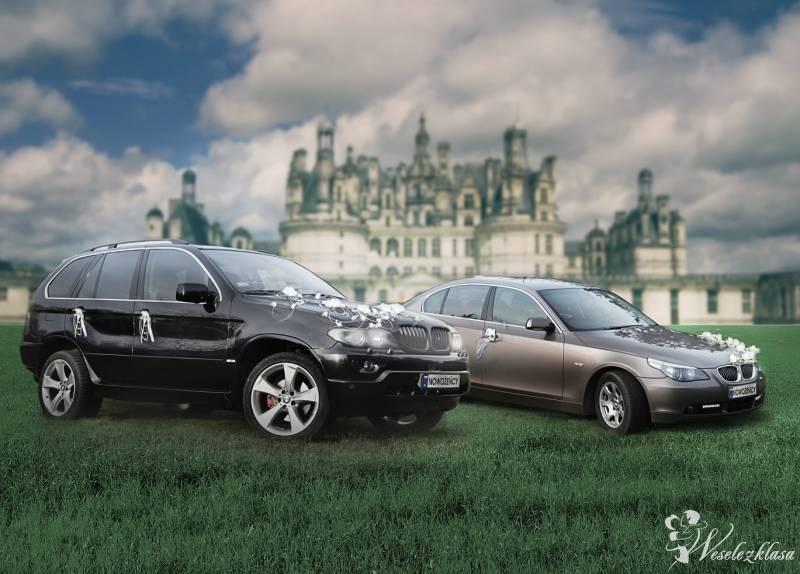 Luksusowe samochody BMW do ślubu., Gliwice - zdjęcie 1