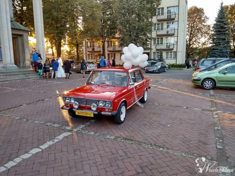 Pięknym, czerwonym klasykiem do ślubu, Warszawa - zdjęcie 1