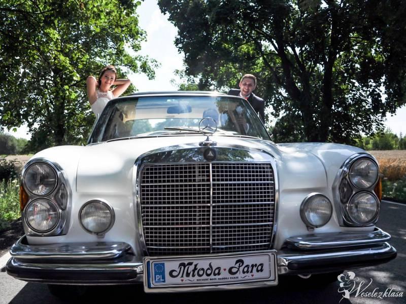Klasykiem do ślubu Mercedes W108, Łódź - zdjęcie 1