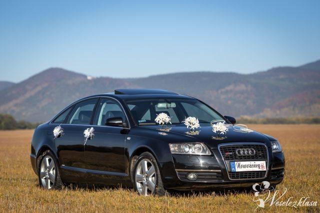 Audi A6 do ślubu, Jastrzębie-Zdrój - zdjęcie 1