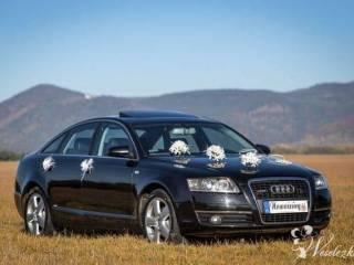 Audi A6 do ślubu,  Jastrzębie-Zdrój