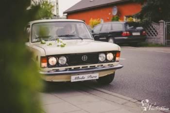 Polskim Fiatem 125p do Ślubu !, Samochód, auto do ślubu, limuzyna Rydułtowy