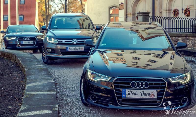 Luksusowe auta do ślubu: Audi A6 C7, VW Tiguan !, Jelenia Góra - zdjęcie 1