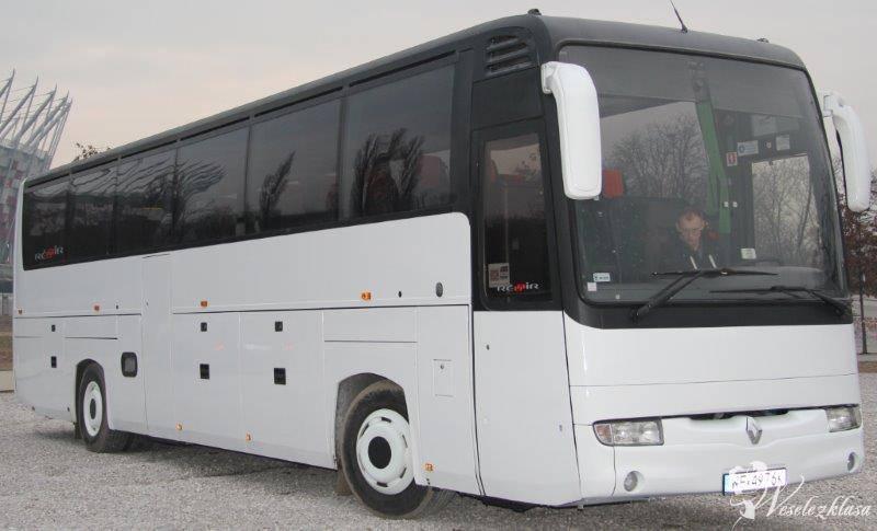 Wynajem autokarów, Autokar na wesele - przewóz gości, transport, Warszawa - zdjęcie 1