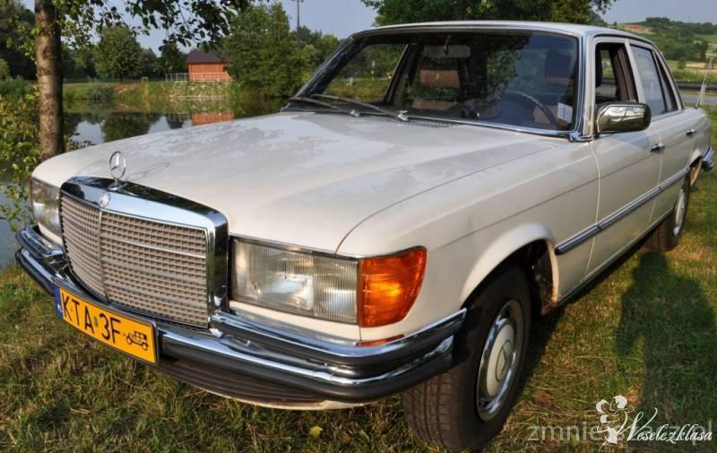 Jedyny taki Mercedes W 116 280SE Zabytek, Tarnów - zdjęcie 1