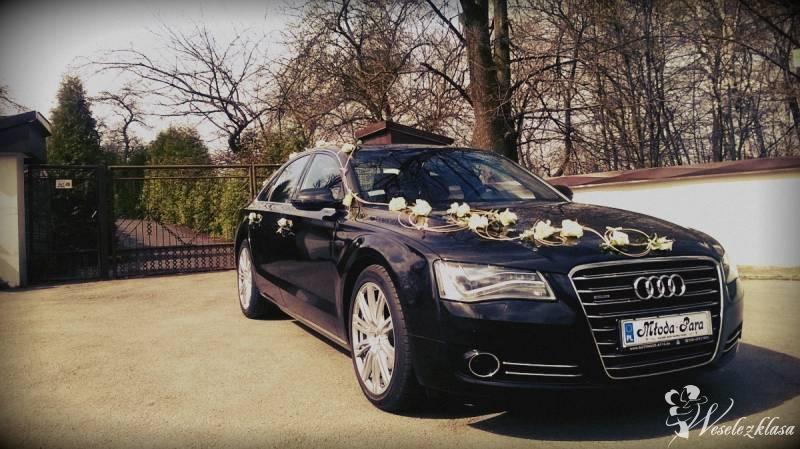 Audi A8 do ślubu 700 zł !!!, Dąbrowa Górnicza - zdjęcie 1