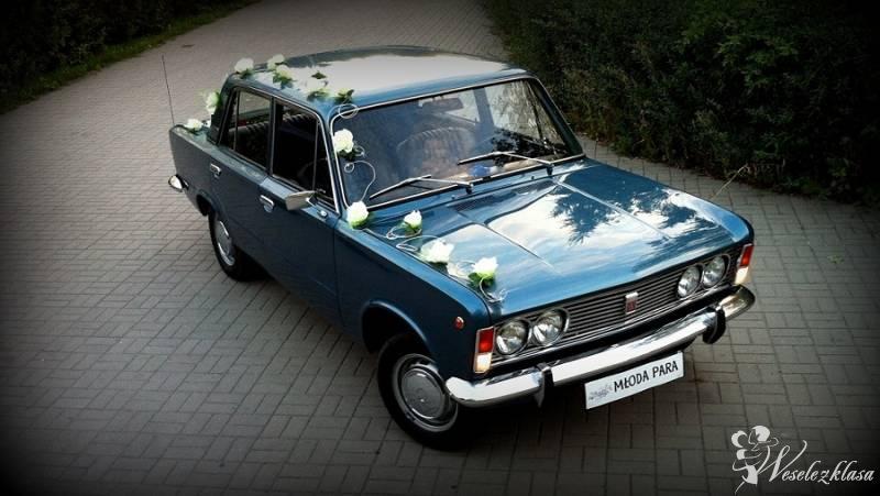Duży Fiat 125p wynajem do ślubu, do wynajęcia, Warszawa - zdjęcie 1