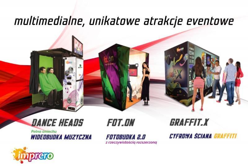 Imprero: unikatowe, multimedialne atrakcje weselne, Warszawa - zdjęcie 1