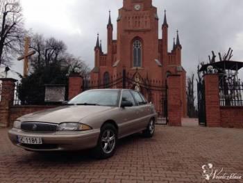 Jedyne i niepowtarzalne auto do ślubu!, Samochód, auto do ślubu, limuzyna Łazy