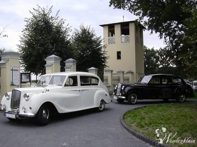 Auto retro, limuzyna ślubna, Jabłonna - zdjęcie 1