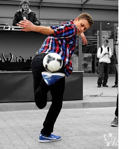 Pokaz trików piłkarskich triki piłkarskie na wesel, Warszawa - zdjęcie 1