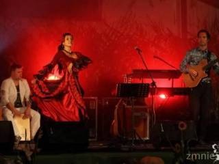 Koncert Gipsy Kings cover bandu + taniec flamenco ,  Pawłowice