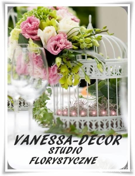 Vanessa-Decor studio florystyczne., Poznań - zdjęcie 1
