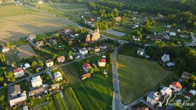 Geofoto -  dron na wesele, Rzeszów - zdjęcie 1