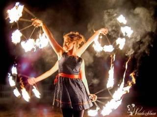 Mantra   Teatr Ognia, pokazy tańca z ogniem, fireshow.,  Maków Mazowiecki