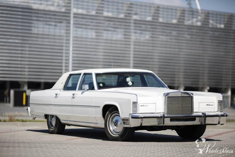 Auto do Ślubu - Lincoln Continetal, Garwolin - zdjęcie 1