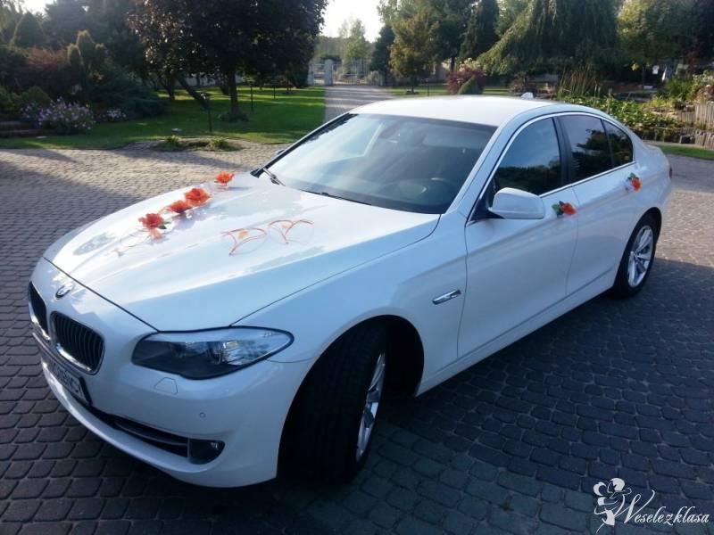 Samochód BMW 5 *białe* , Volvo S60 *białe* ,Audi A4 *, Łódź - zdjęcie 1