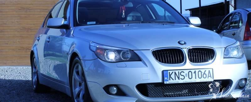 Piękne BMW 530d Kulturalny szofer:), Podegrodzie  - zdjęcie 1
