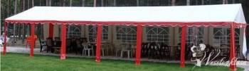 wynajem namiotów na wesela, komunie, hale, Wypożyczalnia namiotów Poddębice