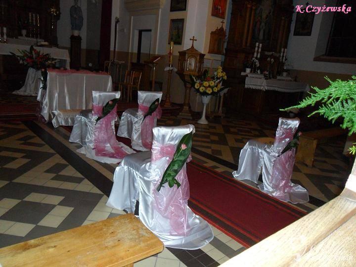 Dekoracje weselne, Sokołów Podlaski - zdjęcie 1