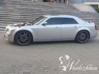 Chrysler 300C do ślubu, Samochód, auto do ślubu, limuzyna Warka