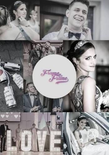 Frame By Frame foto & video - kreatywne realizacje, Kamerzysta na wesele Myszyniec