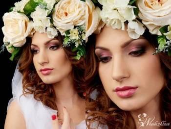 Wizażystka - makijaż ślubny, okolicznościowy , Makijaż ślubny, uroda Krosno