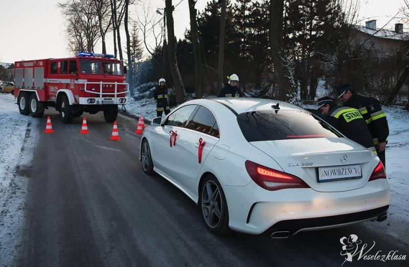 Piękny Mercedes CLA do Ślubu w pakiecie AMG !, Kraków - zdjęcie 1