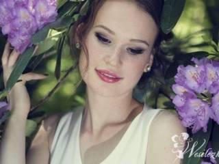 Makijaż ślubny, makijaż natryskowy/airbrush, Makijaż ślubny, uroda Lewin Brzeski