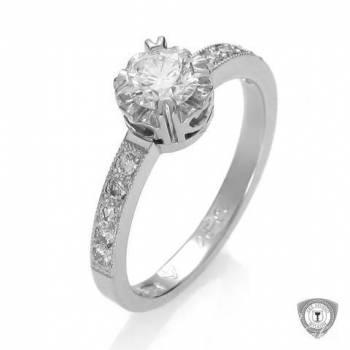 Art Studio WILKOM platynowe pierścionki i obrączki z brylantami, Obrączki ślubne, biżuteria Koło