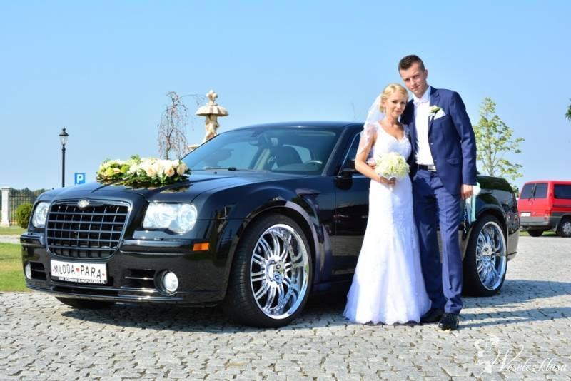 Auta do Ślubu Chrysler 300C SRT8 i Dodge Charger, Gogolin - zdjęcie 1