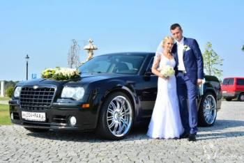 Auta do Ślubu Chrysler 300C SRT8 i Dodge Charger, Samochód, auto do ślubu, limuzyna Ozimek
