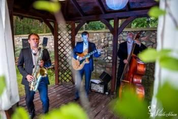 Cadillac '58 - trio jazzowe na ślub cywilny/wesele, Oprawa muzyczna ślubu Ujście