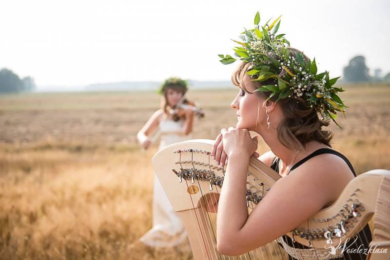 Duet Fiore - harfa i altówka, Łódź - zdjęcie 1