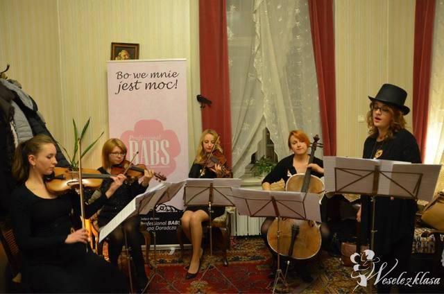 Kwartet smyczkowy Stay Tuned, Łódź - zdjęcie 1