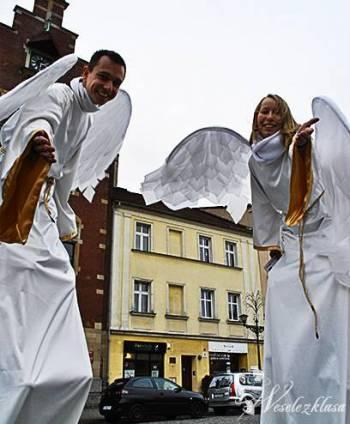 Anioły na szczudłach / Nietypowe pokazy , Anioły na szczudłach Krzanowice