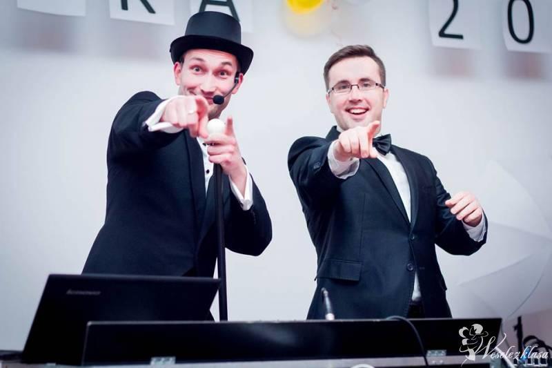 Wodzirej Adam oraz DJ  Duet na twoje wesele  + Ciężki Dym gratis!, Warszawa - zdjęcie 1