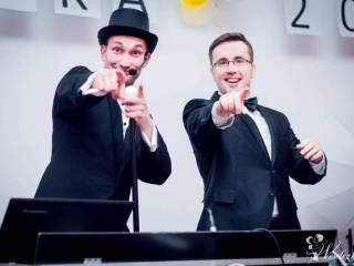 Wodzirej Adam oraz DJ  Duet na twoje wesele  + Ciężki Dym gratis!,  Warszawa