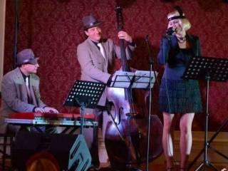 zespół retro swing project  wesele w stylu retro,  Zielona Góra