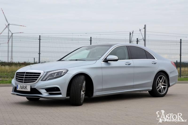 Auto do ślubu Mercedes S Class , Koło - zdjęcie 1