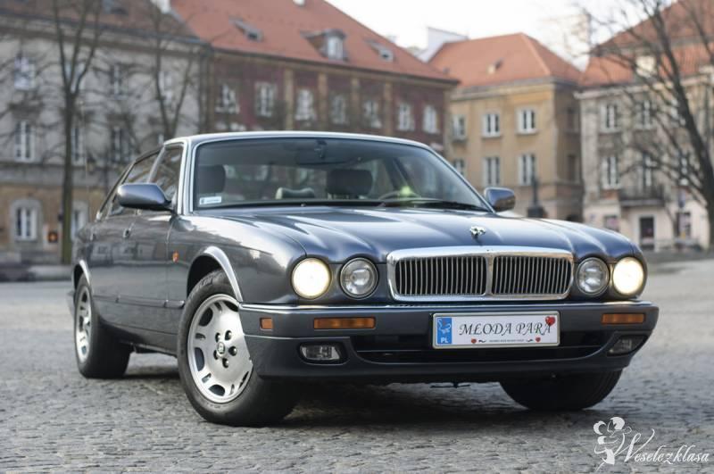 Jaguar xj - auto do ślubu, limuzyna, Warszawa - zdjęcie 1