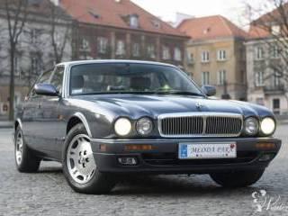 Jaguar xj - auto do ślubu, limuzyna,  Warszawa